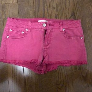 Forever 21 shorts (denim)